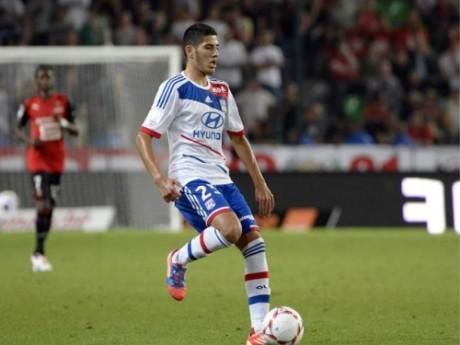 Yassine Benzia, 18 ans, marquait à tour de bras en CFA. Le cadre se dérobe plus facilement en Ligue 1 - Photo DR Foot01
