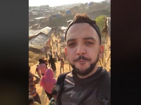 Jhon Rachid en live stream - DR