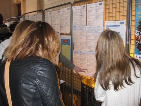 Plus de 1000 offres d'emploi étaient proposées lors du Forum - LyonMag.com