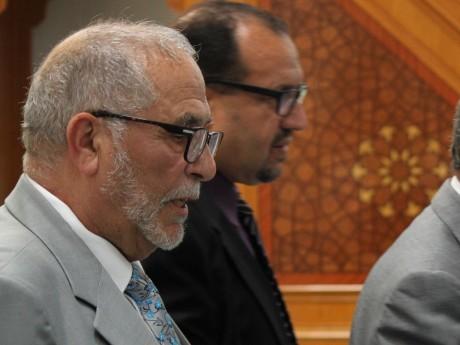 Kamel Kabtane, recteur de la Grande Mosquée de Lyon - LyonMag