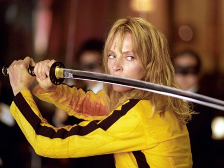 Uma Thurman dans Kill Bill - DR