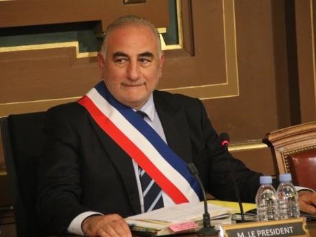 Georges Képénékian, nouveau maire de Lyon - LyonMag