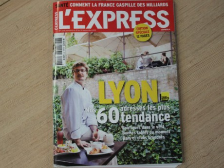 L'Express - Photo LyonMag.com