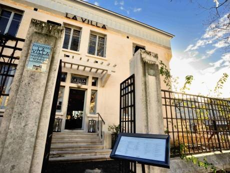 L'entrée du restaurant - DR Jérôme Léglise