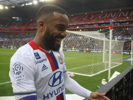 Formé à l'OL, Alexandre Lacazette a été revendu 53 millions d'euros à Arsenal - Lyonmag.com