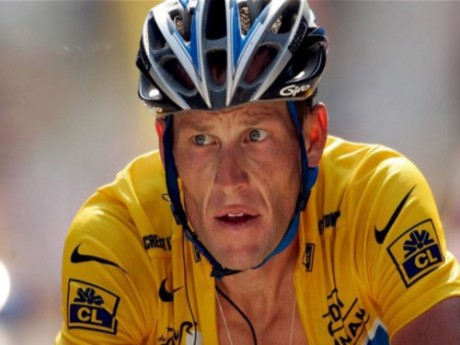 Lance Armstrong - DR