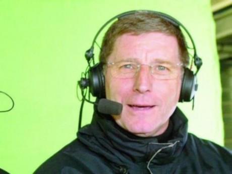 Jean-Michel Larqué n'est pas connu pour pratiquer la langue de bois - DR
