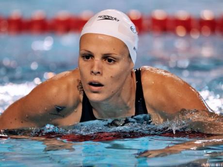 Laure Manaudou devient commentatrice sportive pour France Télévisions - DR