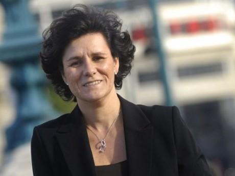 Laure Dagorne, candidate UMP dans la 3e circonscription du Rhône - DR