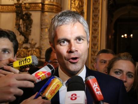 Laurent Wauquiez à la préfecture - LyonMag