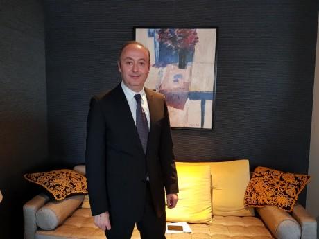 Laurent Abitbol, actuel PDG de Marietton Développement - LyonMag
