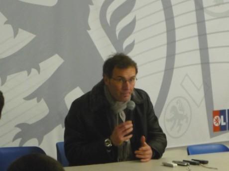 Laurent Blanc - Lyonmag.com