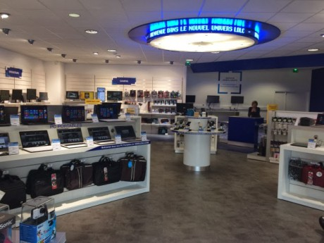 Une boutique LDLC - LyonMag