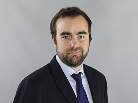 Sébastien Lecornu - DR