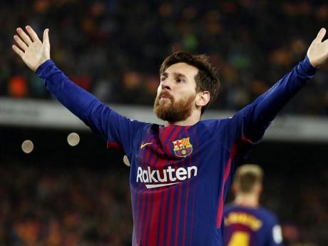 Lionel Messi - DR