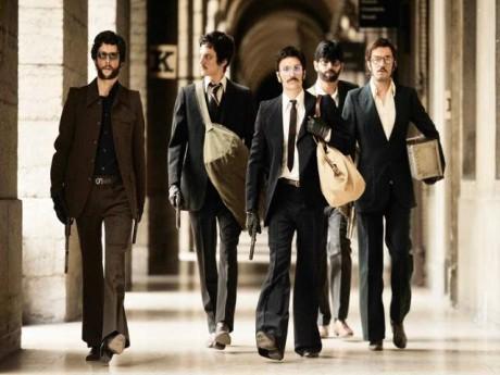Le gang des Lyonnais (photo tirée du film de Marchal) - DR