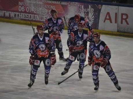 Le LHC jouera mercredi contre Brest en finale - Photo LyonMag.com