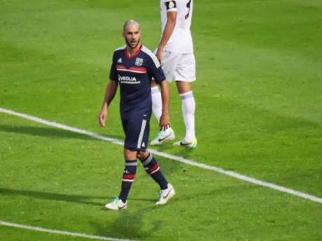 Lisandro a ouvert le score à la 15e minute - LyonMag