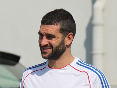 Lisandro de retour à l'entraînement - Photo Lyonmag.com