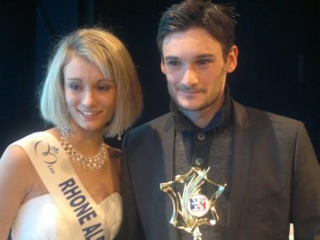 Hugo Lloris était le grand vainqueur de l'édition 2010. (Photo LyonMag.com)