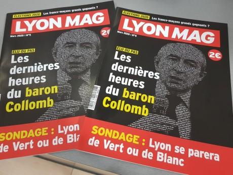Le numéro 5 de LyonMag dans les kiosques ce mercredi - LyonMag