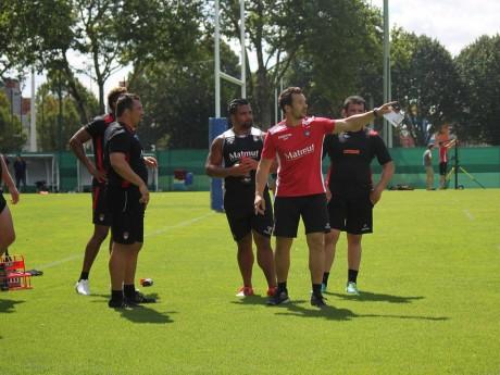 Les rugbymen lyonnais ont pris leurs repères à Gerland - Lyonmag.com