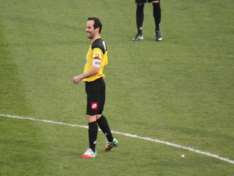 Ludovic Giuly sous le maillot de Chasselay - Lyonmag.com