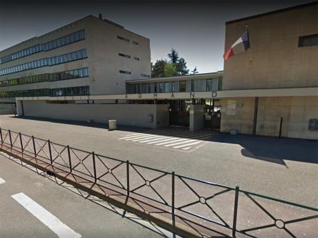 Le lycée Louis-Armand, lieu du drame - DR