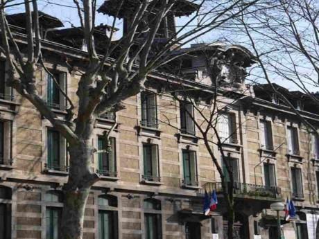 Lycée du Parc - DR