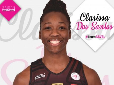 Clarissa Dos Santos - DR