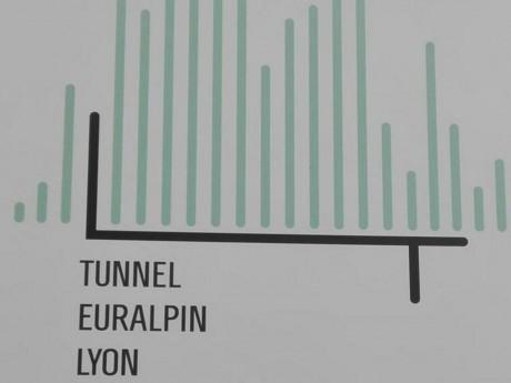 Le Lyon-Turin a trouvé son logo - DR
