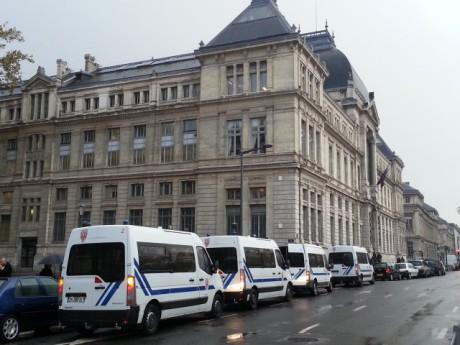 Forte présence policière ce jeudi sur les quais du Rhône - LyonMag