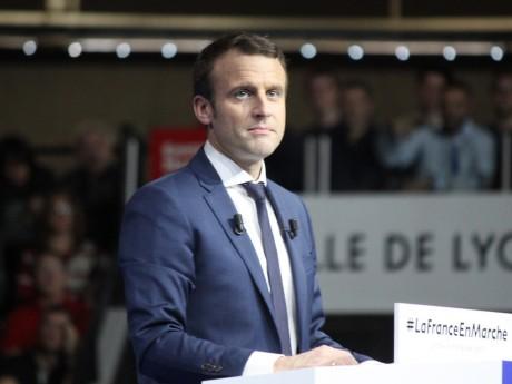Emmanuel Macron - LyonMag.com