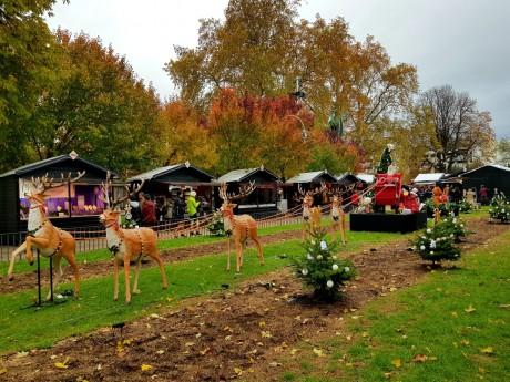 Le marché de Noël de la place Carnot - LyonMag