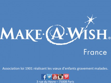 Make a Wish - logo DR