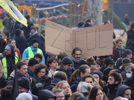 La manifestation contre la réforme des retraites ce jeudi à Lyon - LyonMag