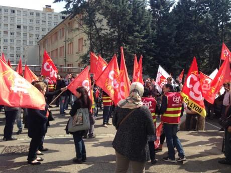 Ils étaient entre 100 et 150 dans le 7e arrondissement de Lyon - LyonMag.com