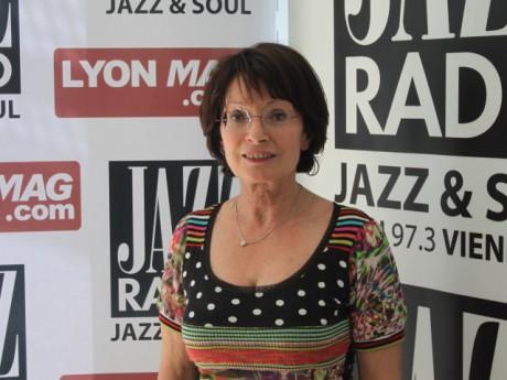 Marie-Agnès Chapgier - LyonMag