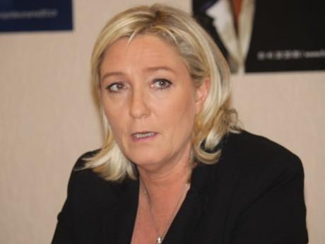 Marine le Pen - LyonMag.com