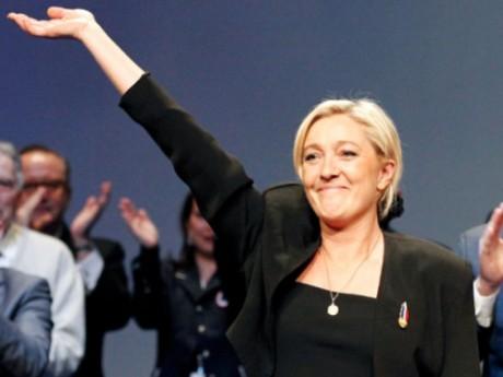 Marine Le Pen - DR