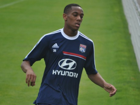 Anthony Martial - Lyonmag.com