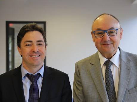 Jean-Wilfried Martin et Gérard Angel - LyonMag