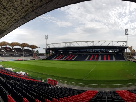 Le Matmut Stadium Gerland - LyonMag