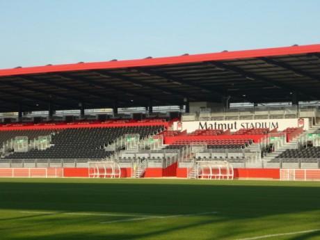 L'antre du LOU accueillera du football pour la première fois - Photo LyonMag