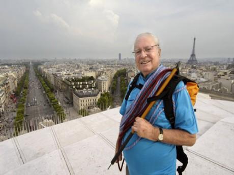 Maurice Herzog a récemment bataillé pour que Paris obtienne les JO de 2012 - L'Express