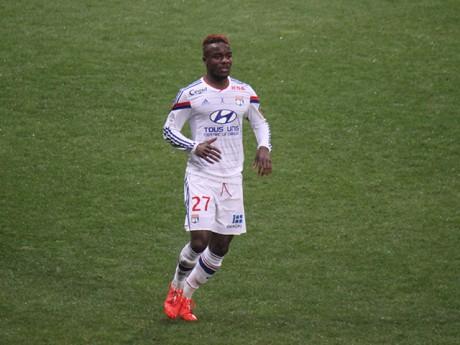 Maxwell Cornet fait partie de la sélection tricolore - LyonMag