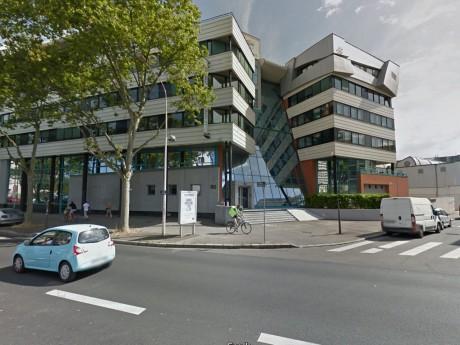 Le siège du Medef à Lyon - DR Google Street View