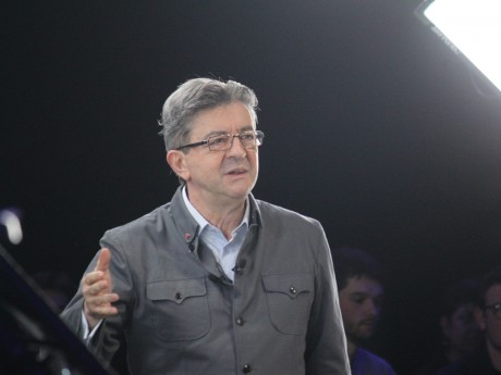 Jean-Luc Mélenchon largement en tête à Vénissieux - Lyonmag.com