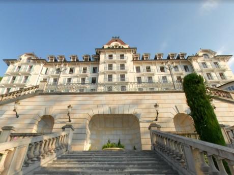 Palace de Menthon - DR Street View