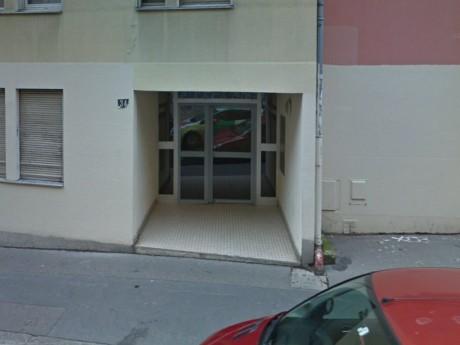 Le meurtre a eu lieu dans cet immeuble - Capture d'écran Google Street View